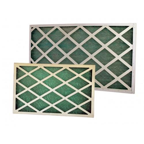 Cadre carton FIBRE DE VERRE 592x592x47