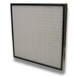 Filtre galva miniplis F7 500x500x98