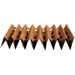 Carton alvéolaire - 0,9x11 m