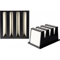 Filtre compact ePM1 85% / F9 - 592x592x292mm-FISA FILTRATION