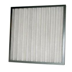 Filtre plissé galva jetable G4 - 592x592x48 mm